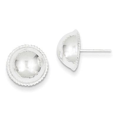 Sterling Silver Earrings - 1.2 Grams