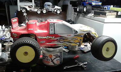xxxt cr team losi in good condition