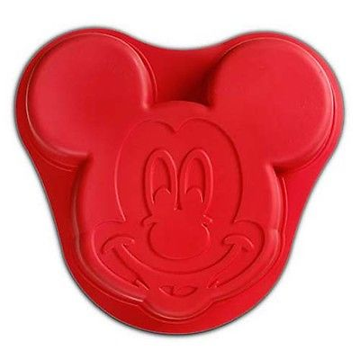 Disney Cake Pan Mickey Mouse Cake Mold Silicone
