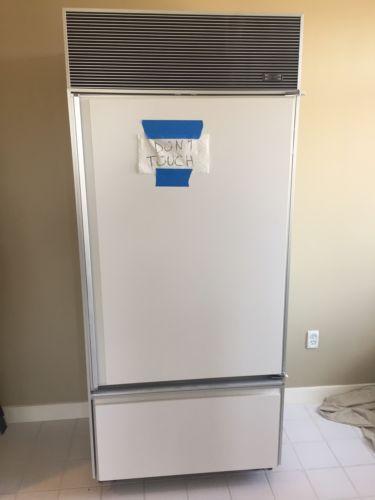 Used Sub Zero Refrigerator, 36 Inches Wide Great Condition