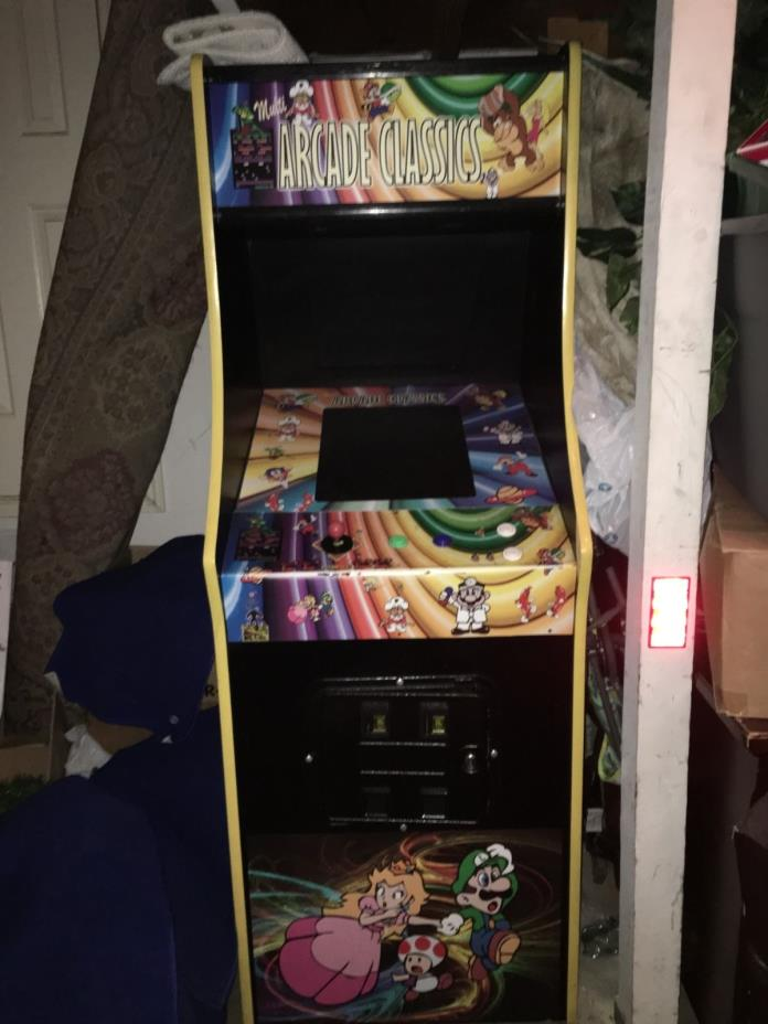 Man Cave Games For Sale : Classic arcade games for sale classifieds