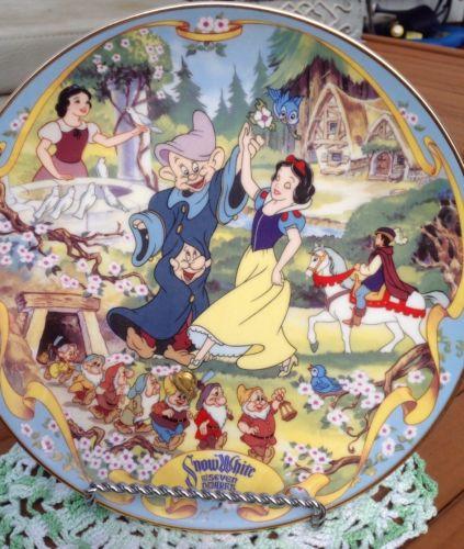 Bradford Exchange Disney Snow White