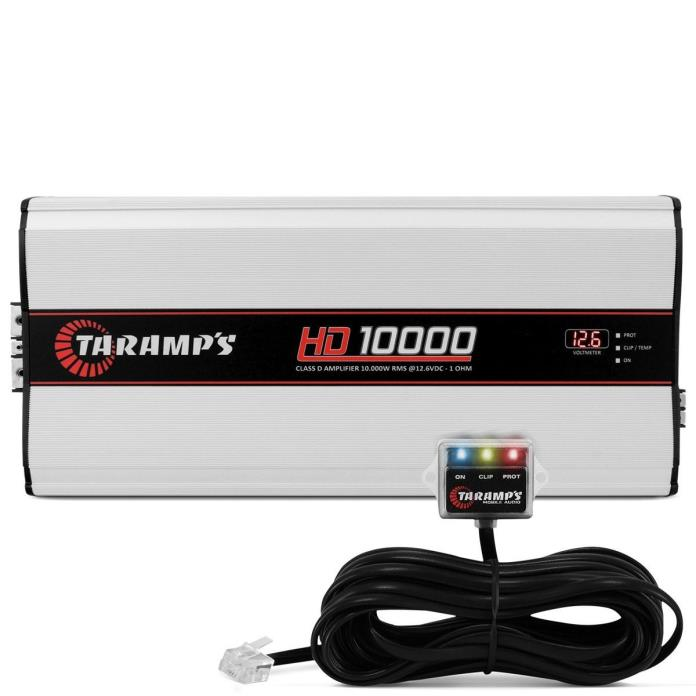Taramps HD10000 1 Ohm Car Ampliier 10,000 Watts RMS