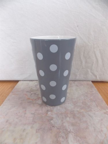 Modern Contemporary Ceramic Polka Dot Home Decor Flower Vase 7