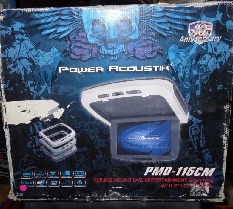 Power Acoustik PT-115CM 11.2