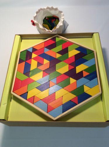 Mosaic puzzle / Hape