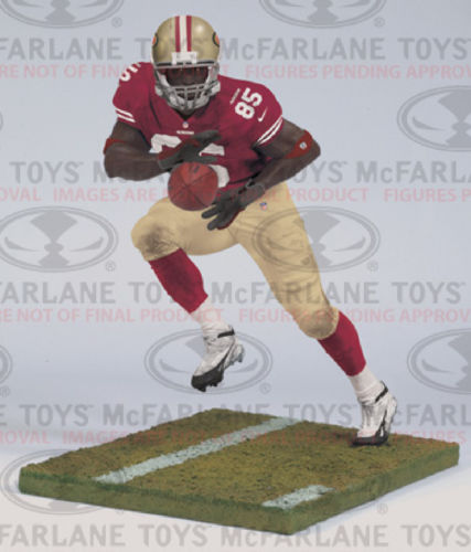 McFarlane 2013 NFL Series 32 Vernon Davis San Francisco 49ers Action Figure