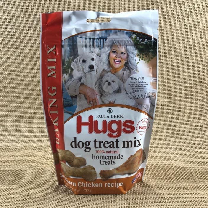 Hugs Pet Products Paula Dean Treat Baking Mix Southern Chicken 8 oz.