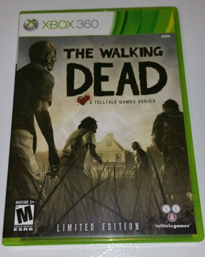 The Walking Dead - Limited Edition Xbox 360