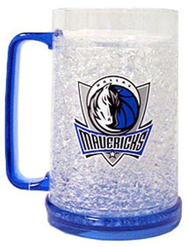 NBA 16Oz Crystal Freezer Mug - Dallas Mavericks