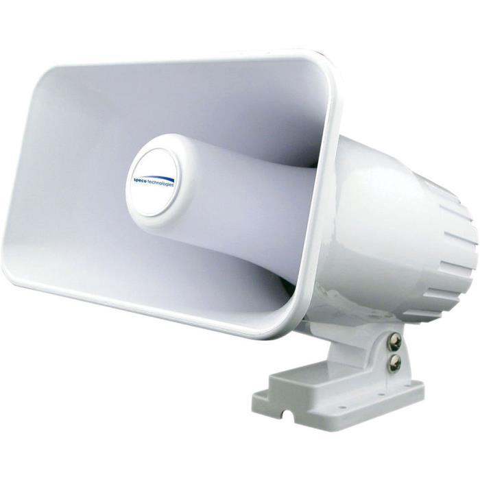Speco SPC-15RP PA Trumpet Horn (Quantity: 3)