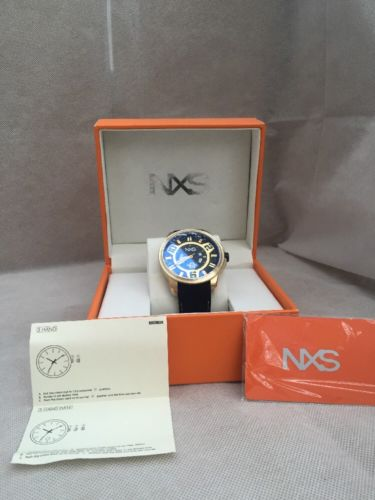 NSX Freestyle Swiss Men's Watch New