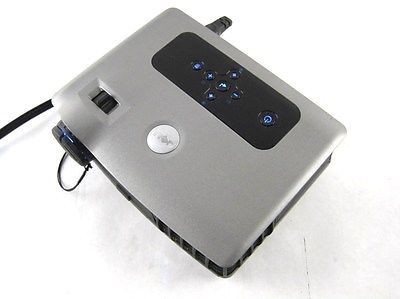 Dell 3400MP DLP Portable Video Projector 1500 Lumens Home Theater 615 Bulb Hours