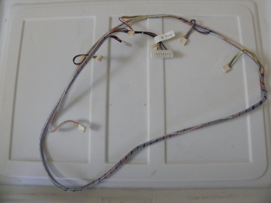 Used wire harness for snack tray B for Genesis GO380 GO 380 Vending Machines