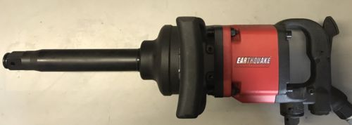 Central Pneumatic Earthquake 1 in. Professional Air Impact Wrench