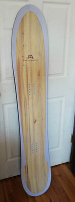 FIELD EARTH JAPANESE POWDER SNOWBOARD NEW