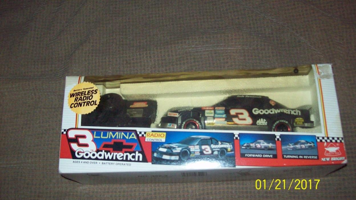 Dale Earnhardt Sr Radio Control Car