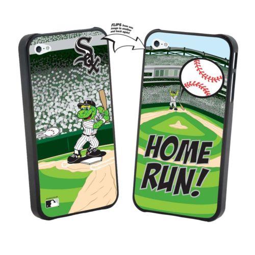 Iphone 4/4S MLB Chicago White Sox Mascot Lenticular Case