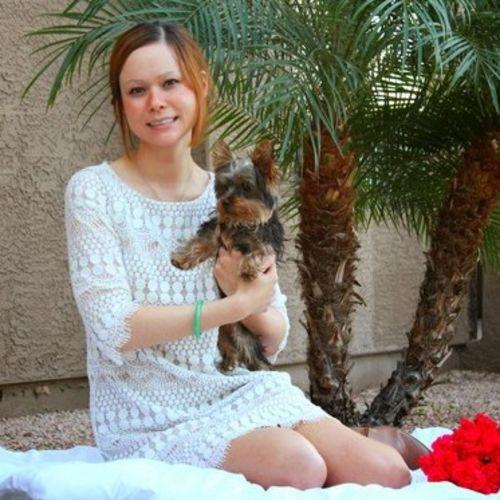 Phoenix Metropolitan area Dog Walking and Pet Sitting Available