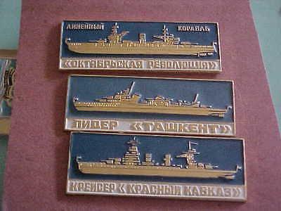 WW 2 RUSSIAN BATTLE SHIPS