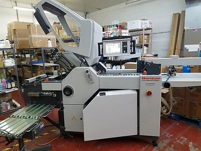 Horizon AFC-566FKT Fully automated Paper Folder