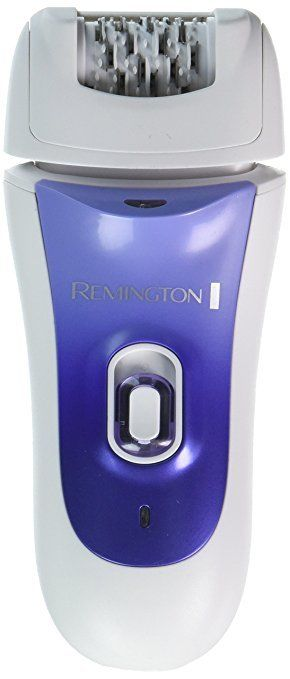 Remington EP7030 Women's Deluxe Rechargeable, Epilation Tweezing, Hair Removal S