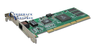 IBM Alacritech Gigabit Ethernet 1000Base-T Network Adapter 38P9099 100007