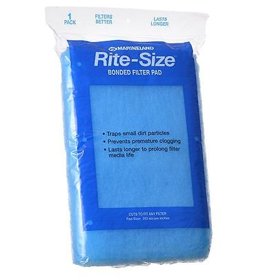 Marineland Rite Size Bonded Filter Pad