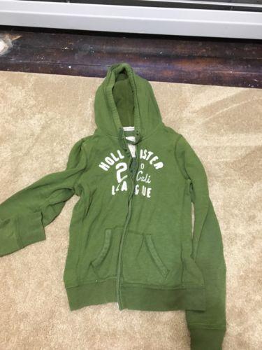 Women's Hollister Sweatshirt Hoodie Large