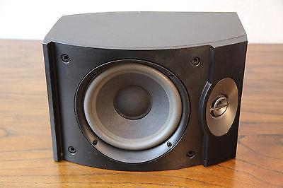 BOSE 301 V Series Direct Reflecting Bookshelf Speaker Black Left