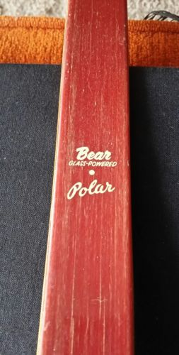 1953 Bear Polar Recurve Bear Bow, 64