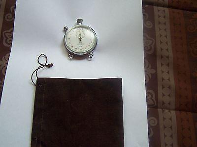 Vintage Elgin lever 7 jewels stopwatch 1/10 sec