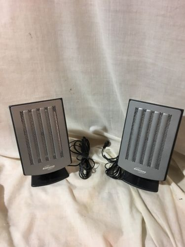 Monsoon PlanarMedia 9  2.1  computer pair of speakers only