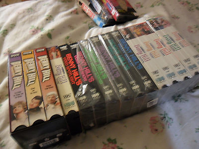 Benny Hill Comedy (17) VHS, 1 Blue Collar Comedy Tour VHS & 2 Sound Track CD's