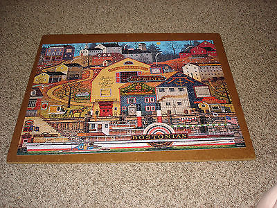 Buffalo Games ~The Bostonian~Charles Wysocki Jigsaw Puzzle (1000 Piece)