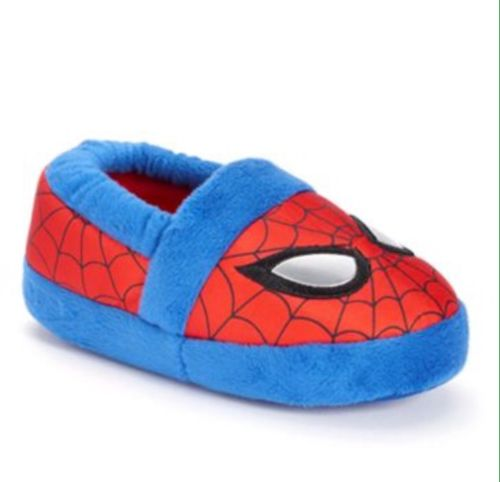 Marvel Ultimate Spider-Man Toddlers Boys' Slipper M (7-8)