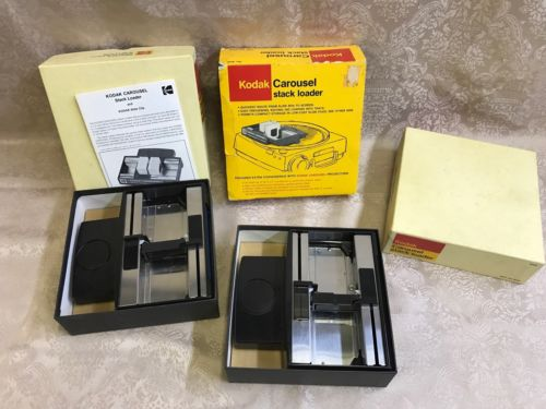 Kodak Carousel Slide STACK LOADER  for Kodak slide projectors
