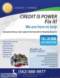 Need Credit Repaired