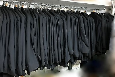 designer lot of tuxedos  start your own rental business or add to your inventory