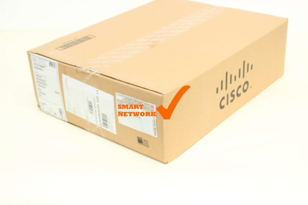 NEW Cisco ASR-9001-S ASR 9001-S Router with 2 x 10 GE FAST SHIPPING