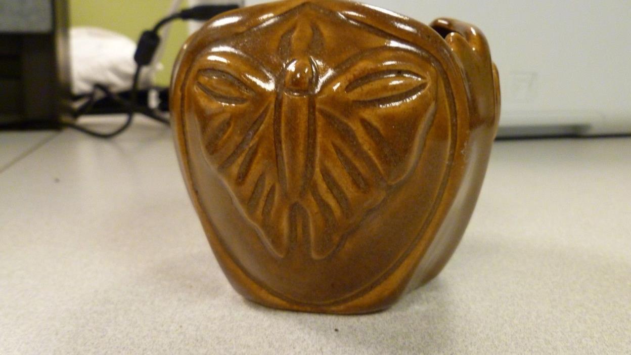 Van Briggle Moth vase