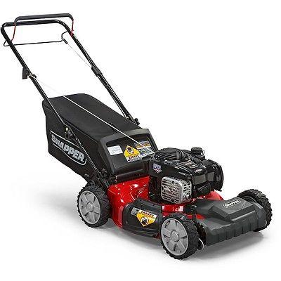 Lawnmower 3-N-1 21
