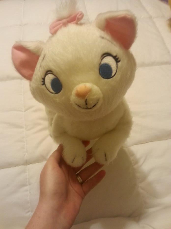 Disney The Aristocats Marie the kitten plush