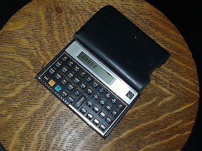 HP 15C Hewlett-Packard Calculator