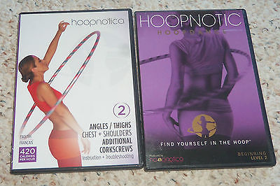 Fitness, Exercise Hoopnotic Workout Tapes