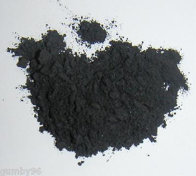 IRON OXIDE BLACK 10 Pounds Lab Chemical Fe3O4 Ceramic Thermite Magnetite