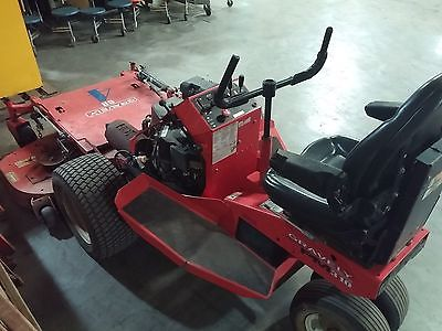 Gravely Pm310 Zero Turn Lawn Mower, 60 Inch Deck
