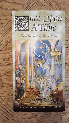 Once Upon A Time Storytelling Card Game Second Edition Complete