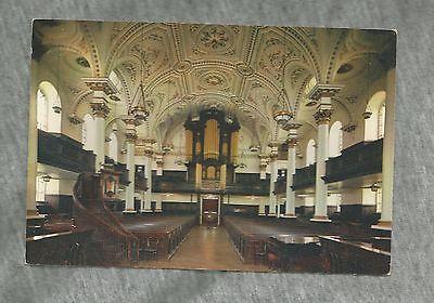 St Martin-in-the-Fields, Trafalgar Squre London, Interior& Organ, J Arthur Dixon