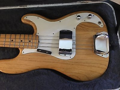 Fender Precision Bass Vintage 1974